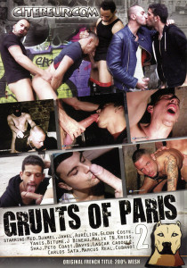 Grunts of Paris 2 DVD (NC)