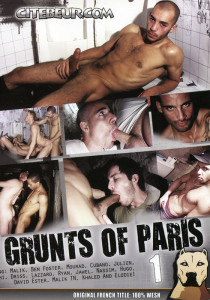 Grunts of Paris 1 DVD (NC)