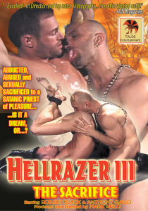 Hellrazer III: The Sacrifice DVD (NC)