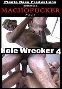 Hole Wrecker 4 DVD