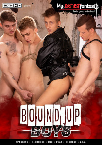 Bound Up Boys DVD