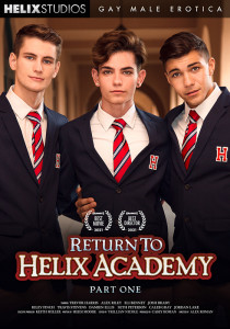 Return to Helix Academy | Part One DVD