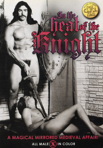 In The Heat of The Knight DVD (NC)