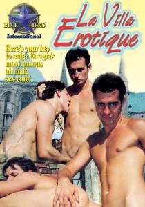 La Villa Erotique DVDR (NC)