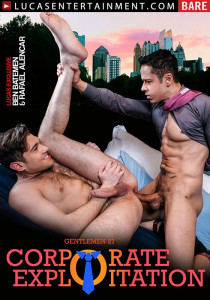 Gentlemen #27 - Corporate Explotation DVD (S)