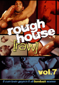 Rough House Raw 7 DVD (NC)