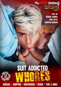 Suit Addicted Whores DVDR