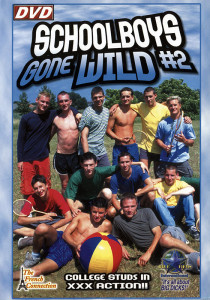 Schoolboys Gone Wild 2 DVD (NC)
