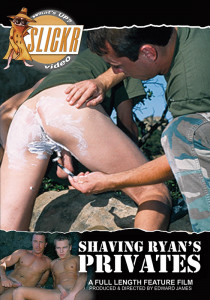 Shaving Ryan's Privates DVDR (NC)