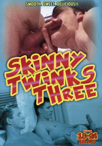Skinny Twinks 3 DVD (NC)