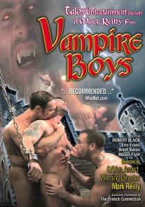 Vampire Boys DVD (NC)