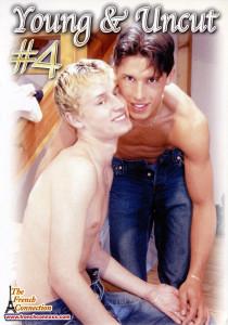 Young & Uncut 4 DVD (NC)
