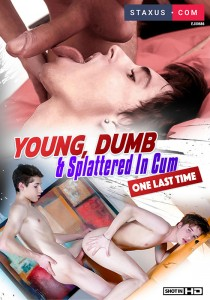 Young, Dumb & Splattered in Cum (One Last Time!) DVDR (NC)